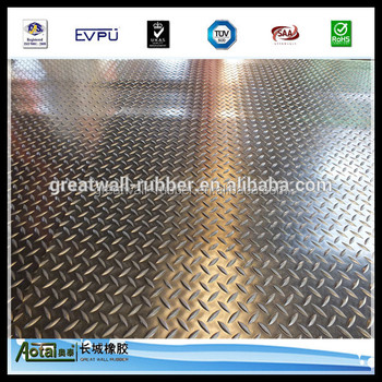 China Factory Manufacture Willow Rubber Sheet With High Quality Design