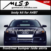 New product Auto parts madee in china ABc style body kit for 06-08 A4 B7
