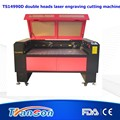 Auto focus 150w 180w co2 laser cutting machine TS1490D