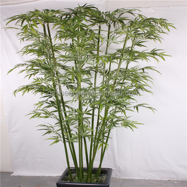 Sjzzy garden supplies outdoor artificial bamboo plants - Plantas artificiales decorativas ...