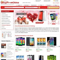 Ebuy from China Developers - India's Best Website Design and Development Company