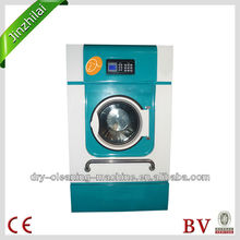 rotary drum dryer electric laundry shop