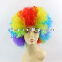 Colorful Carnival Party Wig
