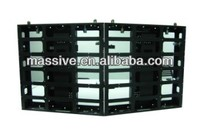 2013 new xxx images led display Ultra-thin&light weight aluminum rental led display cabinet
