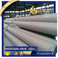 ASTM Standard SGS certificated seamless welded stainless steel pipe 316l