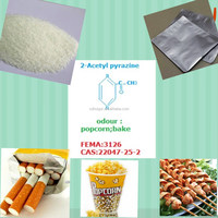 concentrated food flavor for tobacco flavor 2-Acetyl pyrazine