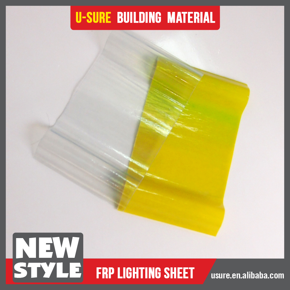 Roof Sheets Solid Polycarbonate Plastic Corrugated Sheet