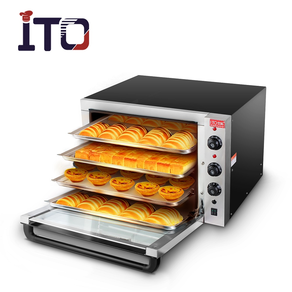 07 Used Commercial Multifunction Electric Convection Oven