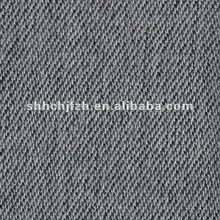 100%cotton twill french terry knitting textile fabric