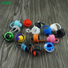 FDA Non-slip Ecig Mechanical Mod New Custom Silicone Vape Bands with Drip Tip Cap