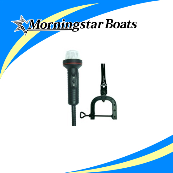 boat 360 degree clamp-on all round light