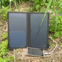 Flexible Waterproof Solar Panel Charger For Mobile Phone