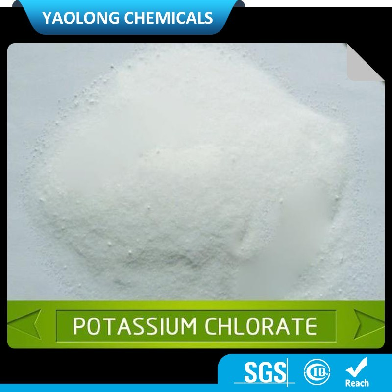 pink powder potassium chlorate CAS:3811-04-9 for fertilizer