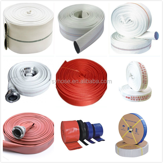 heavy duty pvc pipe fire hose, flyboard