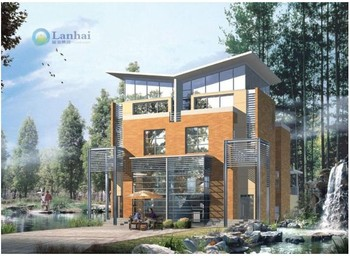 Concrete flat roof house designs in nepal buy villa for Concrete flat roof house plans