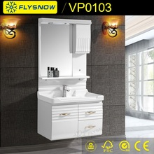 pvc sink wash basin metal storage ready made file cabinets waterproof bathroom cabinet