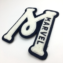 custom cheap chenille varsity letters for varsity jackets