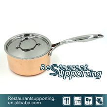 Hot Sale Aluminum Cooking Soup /Stock Pot in Small Size for Restaurant