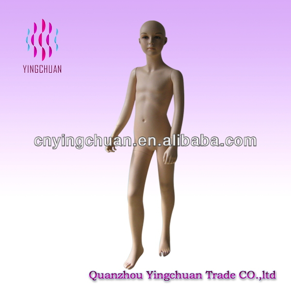 Little child body model