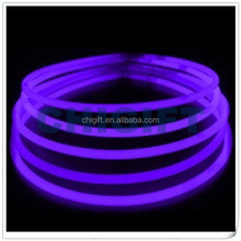 Party Supplies Colorful Glow In the Dark Necklace
