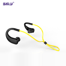2017 Earphone Single Headset Walmart With Caller Id Microphone Over-the-head Bluetooth Headphone For Running