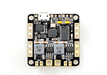 JMT 3 in 1 Power Distribution Board PDB OSD Dual BEC 5V 12V 2-6S for CC3D / Naze32 SP Racing F3 Flight Controller Drone F18057/8