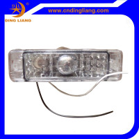 For VW GOLF 1 FRONT LAMP TURN light white crystal 171 953 055