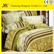100 printed polyester fabric for bedding sets in Pakistan/Cheap price Meters Polyester bedsheet fabric from China