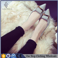 Pretty Steps women elegant shoes flats red chip shoes price low