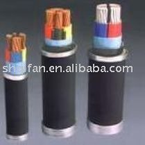PVC insulated PVC sheathed flame-retardant power cable