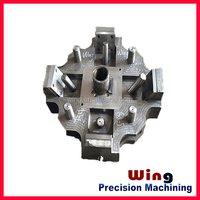 customized plastic injection die casting mold making price