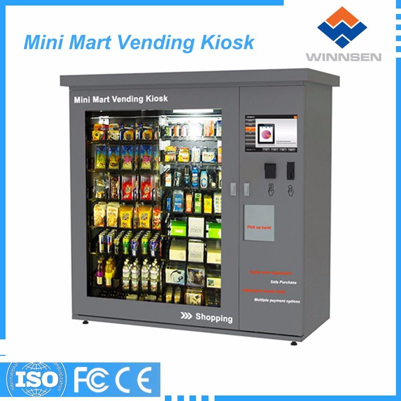 smart vending machine