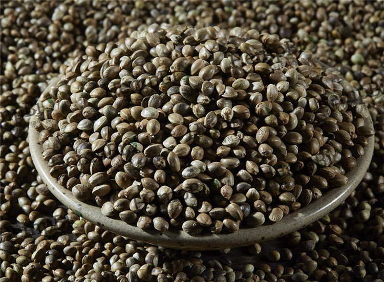 Chinese Herb Hulled Hemp Seeds