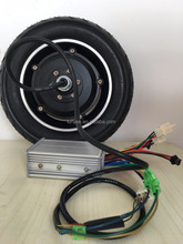 Geared Hub Motor 10Inch For Electric Wheelbarrow