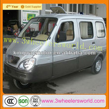 2015 Chinese Good Quality Motorized Cheap 3 Wheeler Passenger Bajaj Tuk Tuk for Sale