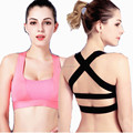Ladies adjustable sport fitness yoga sexy bra