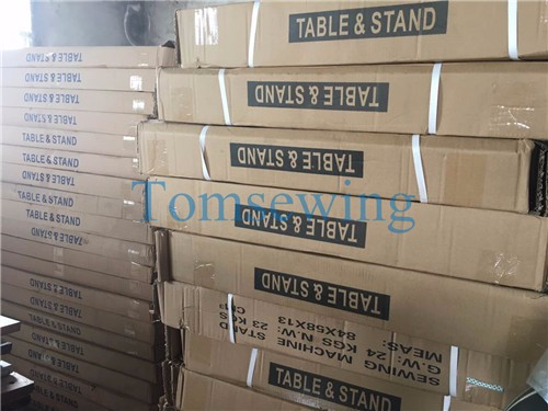 Adjustment Type New Industrial Sewing Machine Table