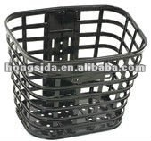 durable plastic bicycle basket