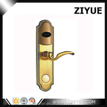 Embossed Steel armored door for Villa with fingerprint lock antique hotel digital lock