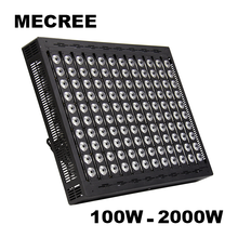 High Power 160000 Lumen Soccer Field Lighting IP67 Waterproof Outdoor High Lumen COB 1000W LED Flood Light