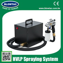 TB-200 hvlp car spray painting system