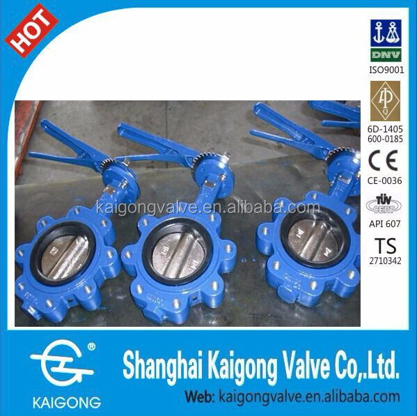 Good Quality Wafer Lug Butterfly Valve
