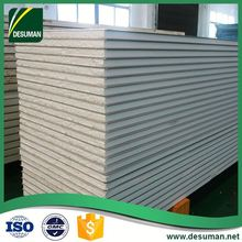 DESUMAN best selling products ergonomic design sound insulated mgo sip eps sandwich wall panel