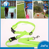 Wholesale Best Selling Running Nylon Hands Free Dog Leash Dog Lead With Waist Belt For Pet