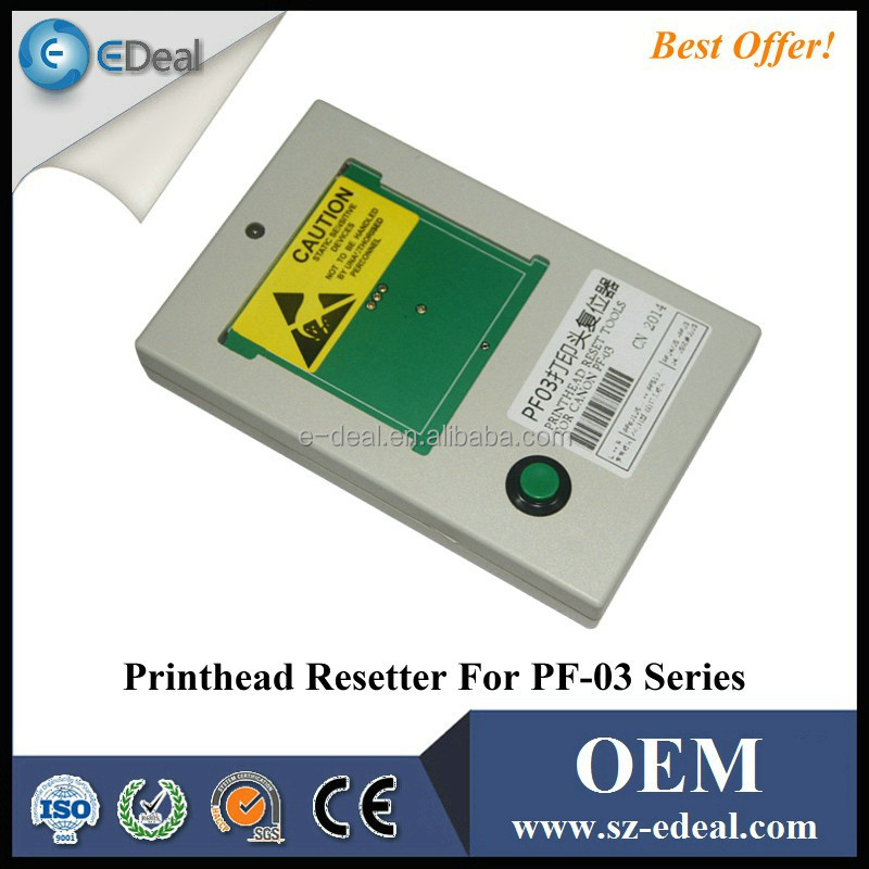 Made in china for Canon ipf600 605 printhead chip resetter