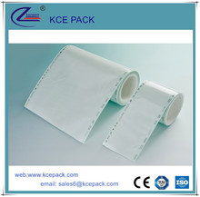 medical disposable sterilization plastic packaging pouch rolls/reels bags