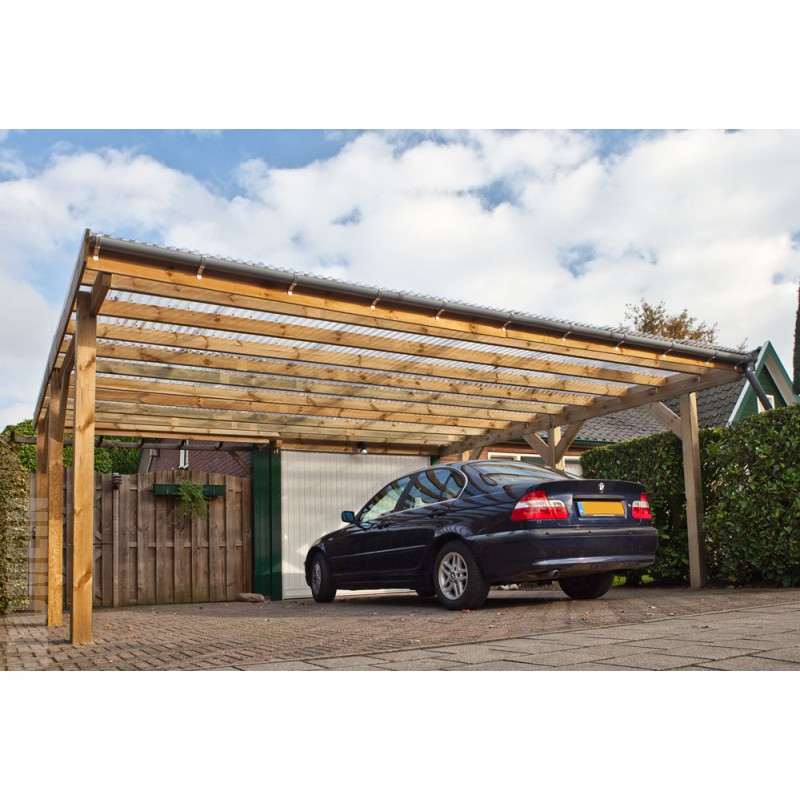 easy installation metal carport for single car