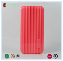Amazing products from China custom travel led power bank rechargeable power bank essential travel