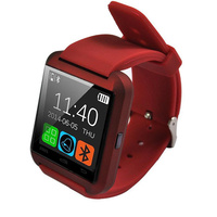 Wholesale waterproof bluetooth u8 smart watch compatible with android phone bluetooth smart health watch