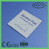 Medical 70% Isopropyl Alcohol Pre Pad